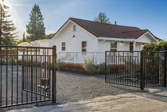 1231 Mountain View Avenue St. Helena, CA 94574