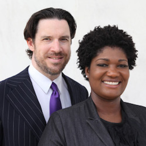 Mr & Mrs Snider , Agent Team in DC - Compass