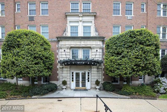 2540 Massachusetts Avenue Northwest, Unit 501 Image #1