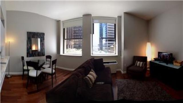 1 Wall Street Court, Unit 301 Image #1
