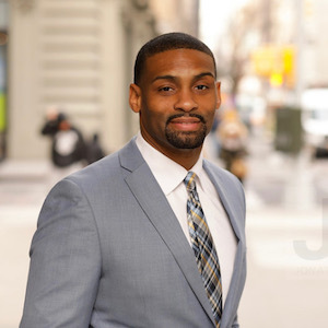 Tywan Anthony,                       Agent in NYC - Compass