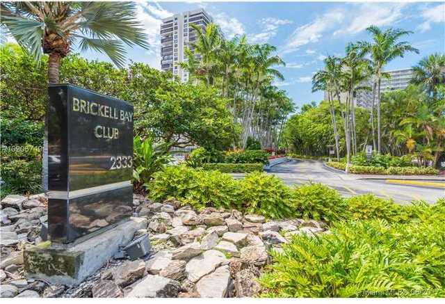 2333 Brickell Avenue, Unit 1510 Image #1