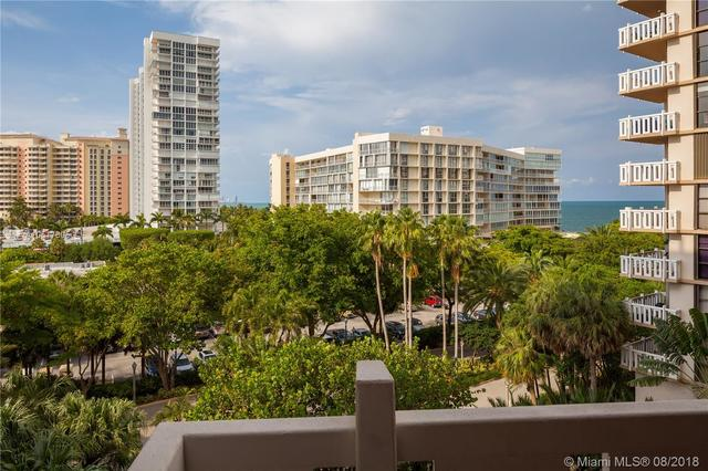 1121 Crandon Boulevard, Unit E503 Miami, FL 33149