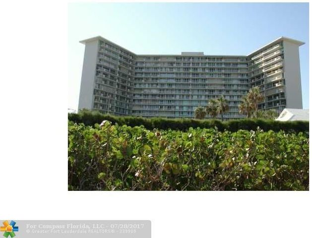 333 North Ocean Boulevard, Unit 716 Image #1