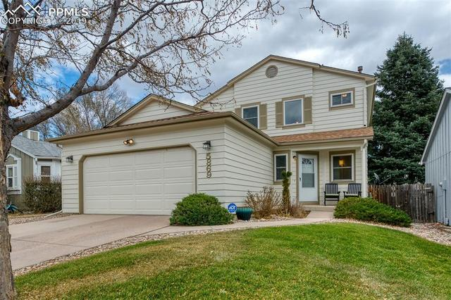 5869 Wisteria Drive Colorado Springs, CO 80919