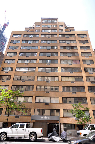 310 West 56th Street, Unit 10E Image #1