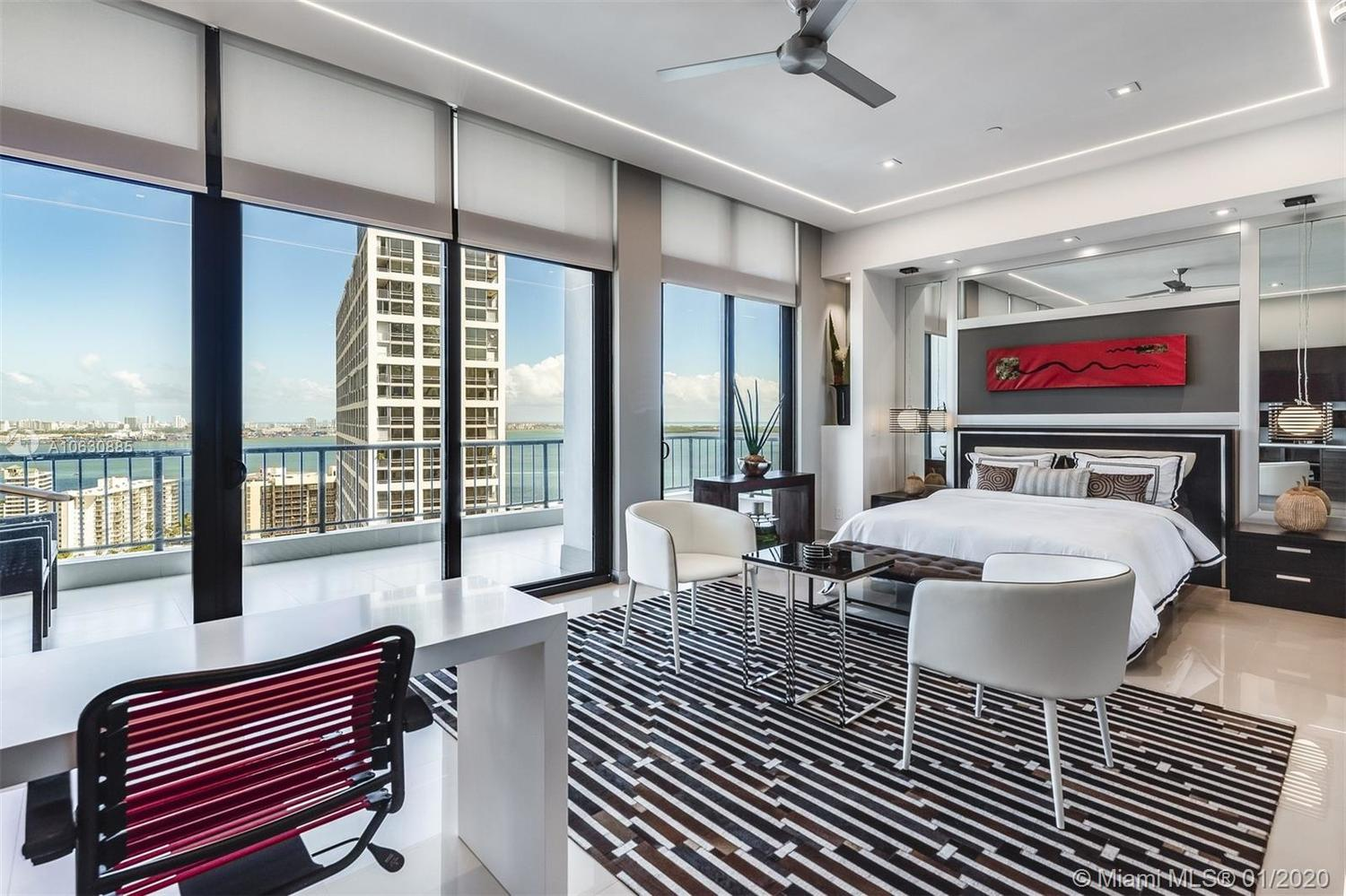 1581 Brickell Avenue, Unit T107 Miami, FL 33129