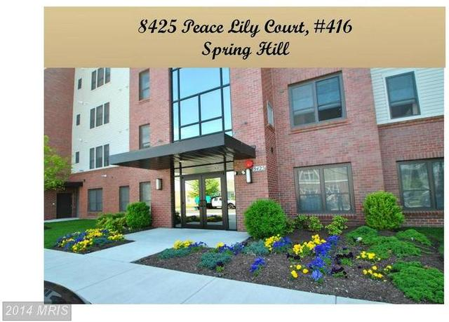 8425 Peace Lily Court, Unit 416 Image #1