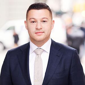 Jason Tsalkas, Agent in NYC - Compass
