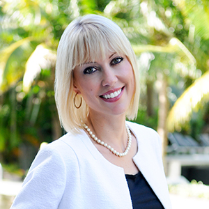 Mary Harris,                       Agent in Miami - Compass