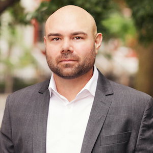 Joseph Martinez,                     Agent in NYC - Compass