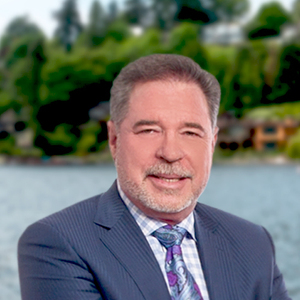 Mark Von Der Burg,                     Agent in Seattle - Compass