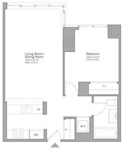 46-30 Center Boulevard, Unit 807 Image #1