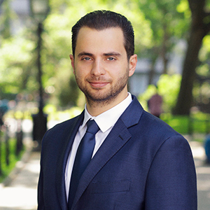 Oktay Ismailoglu,                     Agent in NYC - Compass