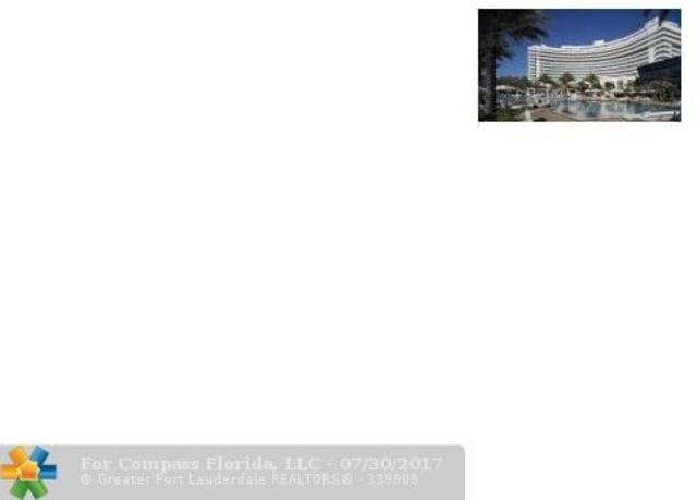 4441 Collins Avenue, Unit 3508 Image #1
