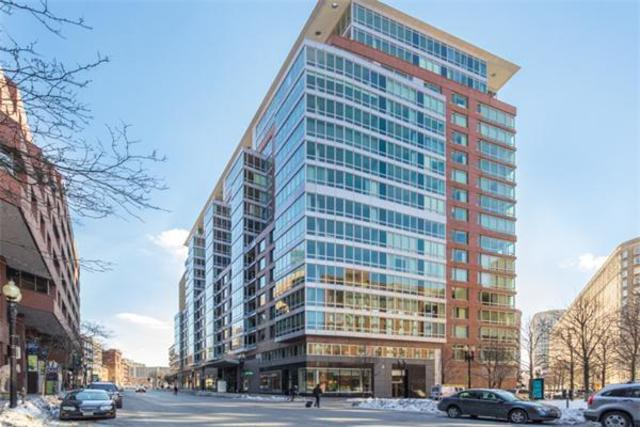 1 Charles Street South, Unit 1107 Image #1