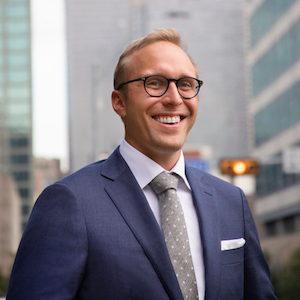 Sam Claussen,                       Agent in Dallas-Fort Worth - Compass