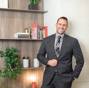 Andrew Cellucci,                     Agent in Chicago - Compass