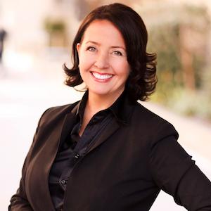 Karen Kelley,                       Agent in NYC - Compass