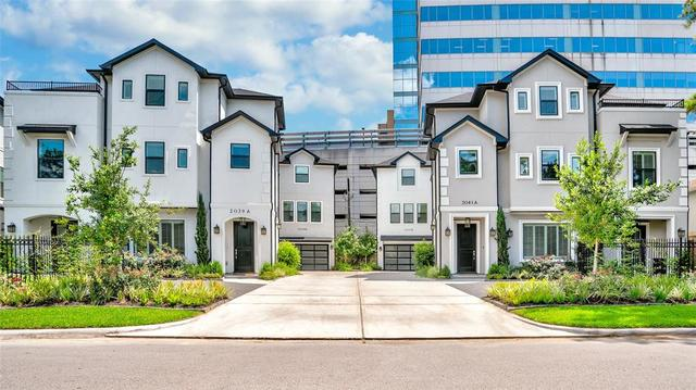 2041 Sheridan Street, Unit B Houston, TX 77030