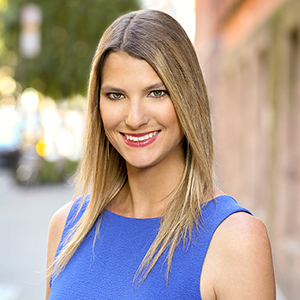 Mariel Horn,                     Agent in NYC - Compass