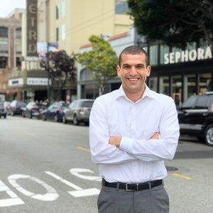 Deniz Kahramaner,                     Agent in San Francisco - Compass