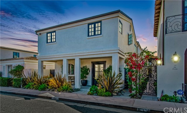 225 Via Orvieto Newport Beach, CA 92663