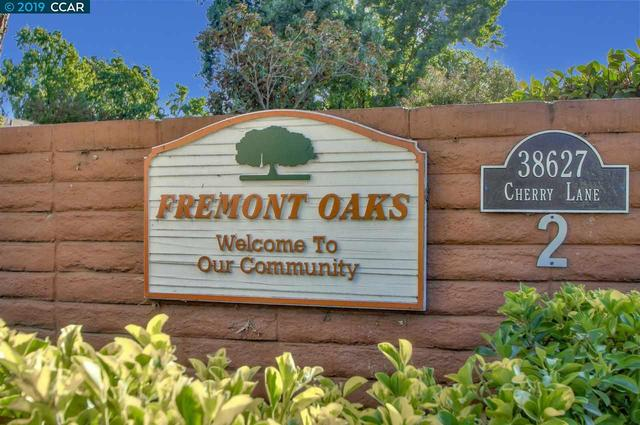38627 Cherry Lane, Unit 28 Fremont, CA 94536