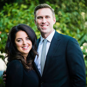 Andrew Liberty and Laura Cutrona