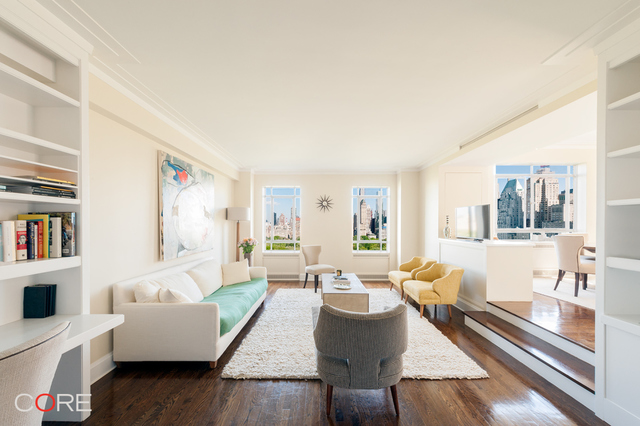 25 Central Park West, Unit 21O Image #1