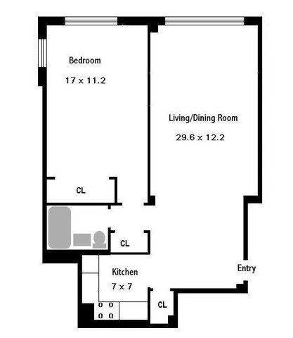 241 East 76th Street, Unit 5E Image #1