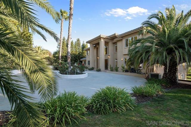 7325 Vista Rancho Court Rancho Santa Fe, CA 92091