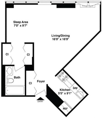 415 East 37th Street, Unit 11M Image #1