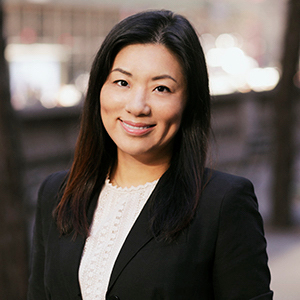 Venus Cheng,                       Agent in NYC - Compass