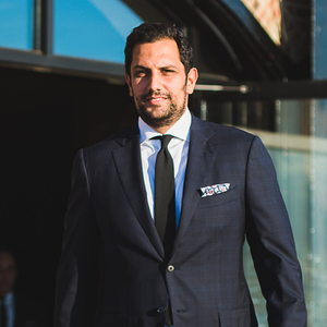 Orren Azani,                       Agent in NYC - Compass
