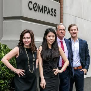 The Ed Hickey Team,                     Agent in NYC - Compass