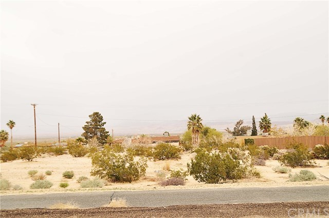 0 Two Mile Road 29 Palms, CA 92277
