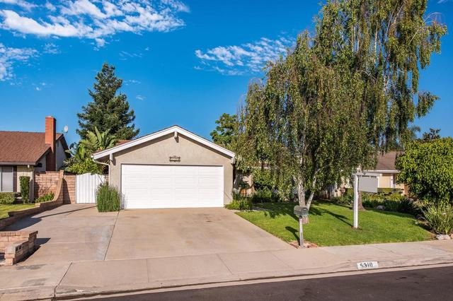 5310 Willow View Drive Camarillo, CA 93012