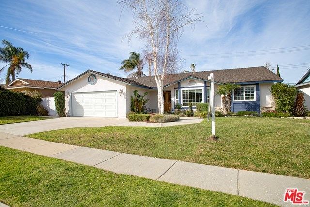 1617 Stow Street Simi Valley, CA 93063