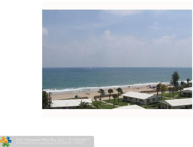 1010 South Ocean Boulevard, Unit 707 Image #1