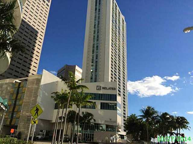 325 South Biscayne Boulevard, Unit 2518 Image #1