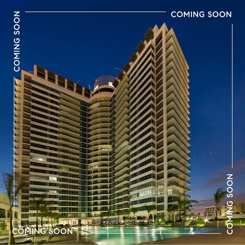 3301 Northeast 1st Avenue, Unit H2110 Miami, FL 33137