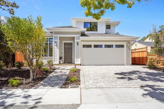 238 Beresford Avenue Redwood City, CA 94061