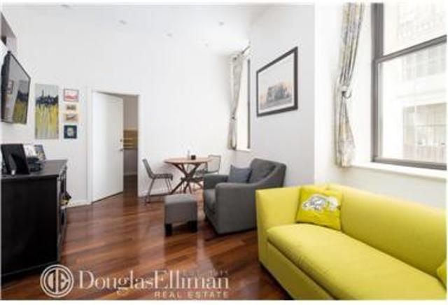 1 Wall Street Court, Unit 309 Image #1