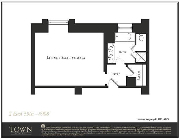 2 East 55th Street, Unit 908 Image #1