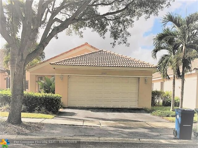 4429 Mahogany Ridge Drive Weston, FL 33331