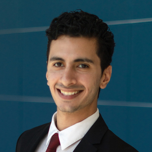 Ameer Gilani, Agent in DC - Compass