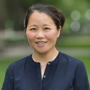 Shirley Xie,                       Agent in Greater Boston - Compass