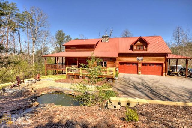 42 Overlook Road Blue Ridge, GA 30513