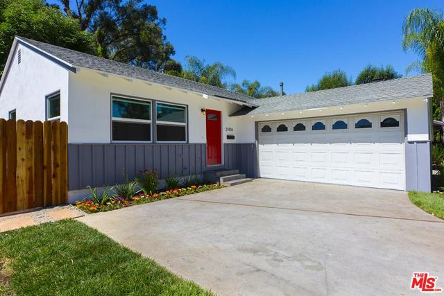 21016 Costanso Street Woodland Hills, CA 91364